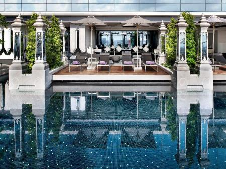 Swimming pool [outdoor] The St. Regis Bangkok