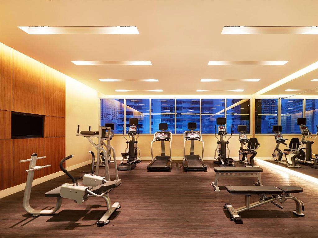 Fitness center Four Points by Sheraton Bangkok, Sukhumvit 15