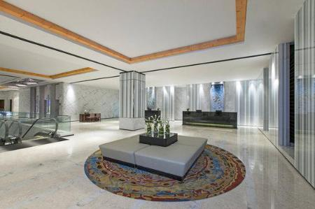 Lobby Four Points by Sheraton Sandakan