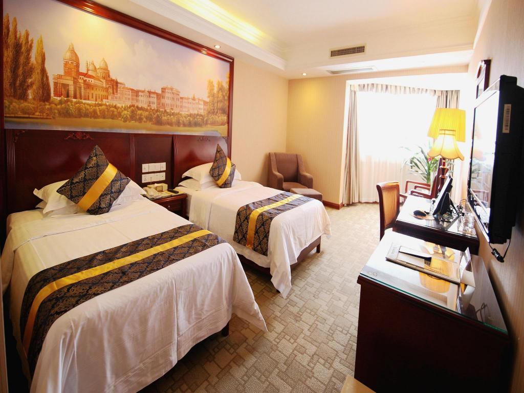 Business Twin Room Vienna Hotel Nanning Train Station