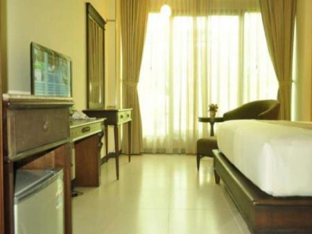 Kamar Deluxe Double Maharani Guest House