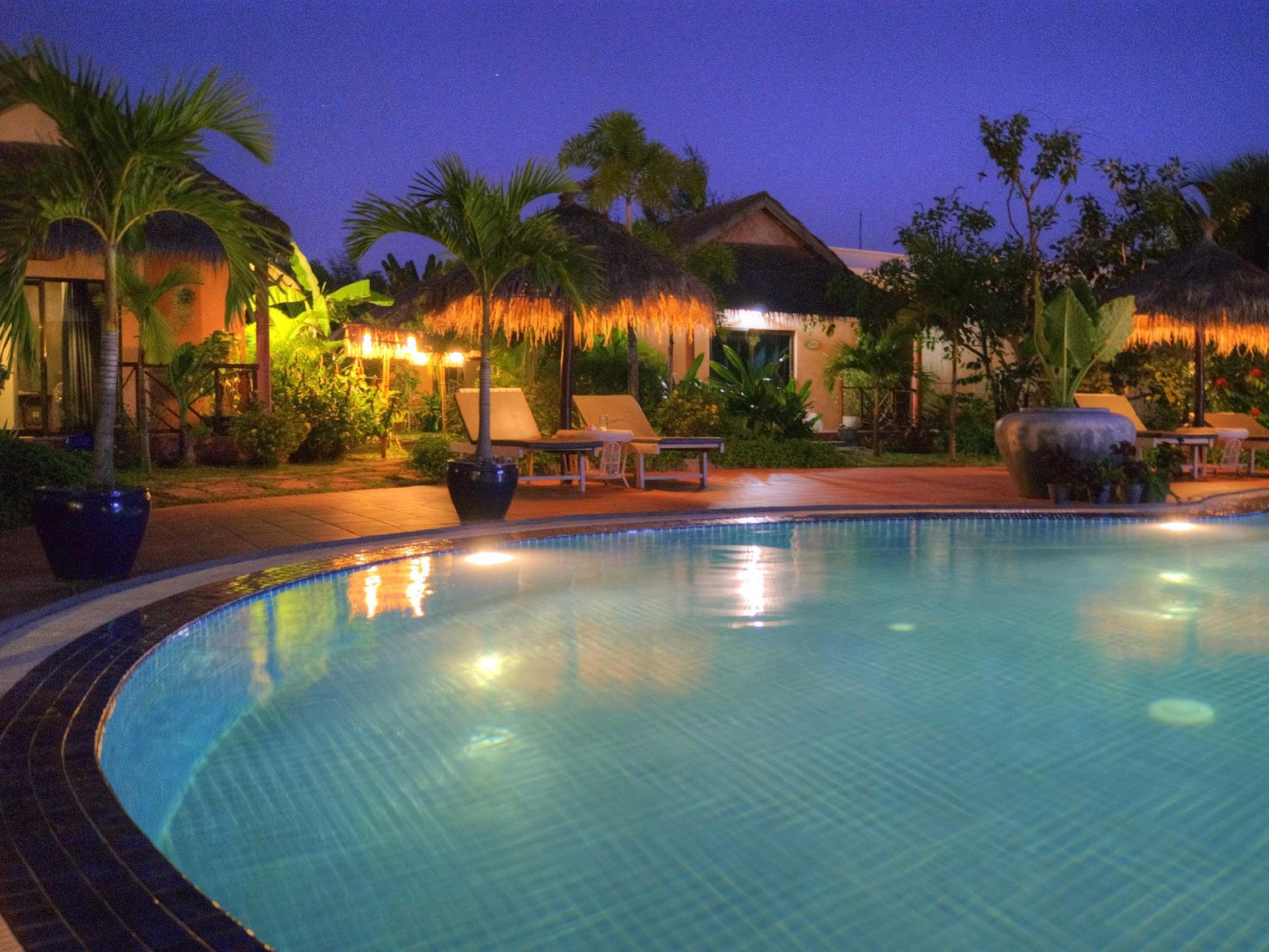 The Secret Garden At Otres Beach Hotel