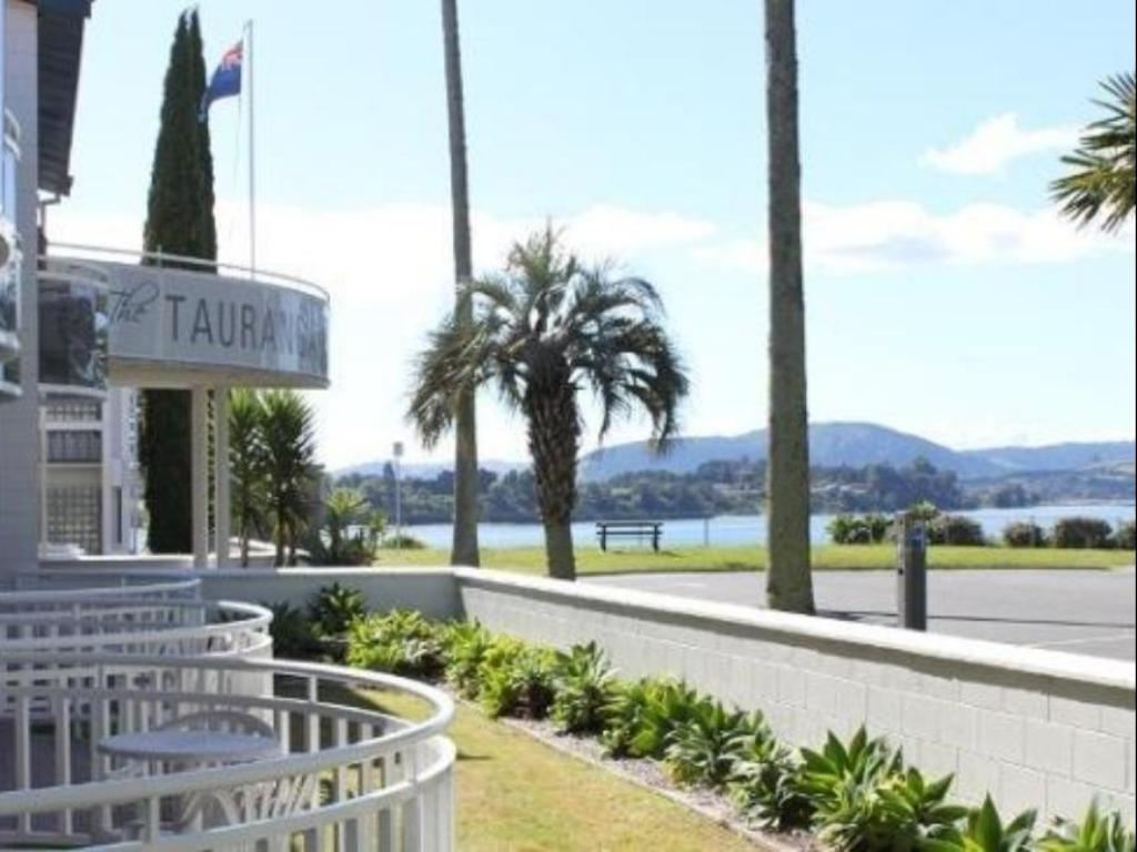 The Tauranga on the Waterfront