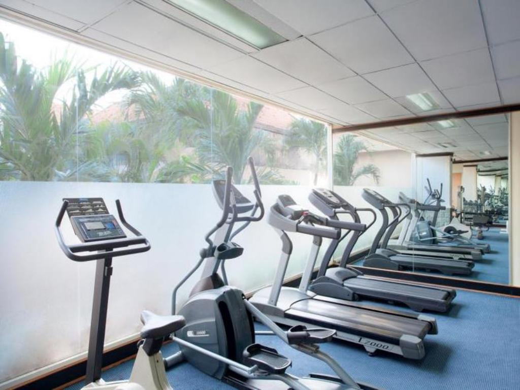 Fitness center Hotel Rajawali