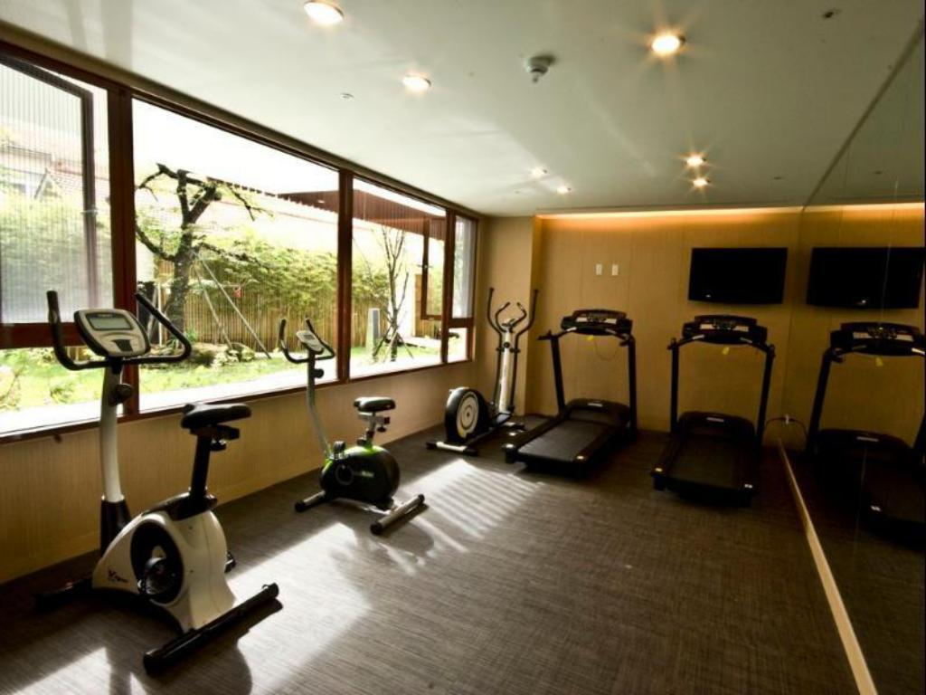 Fitness center Alishan House