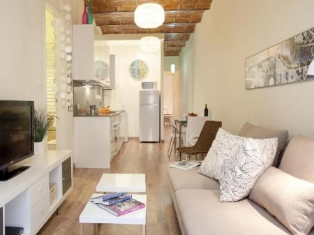 bar/salon Click&Flat Gracia Apartments