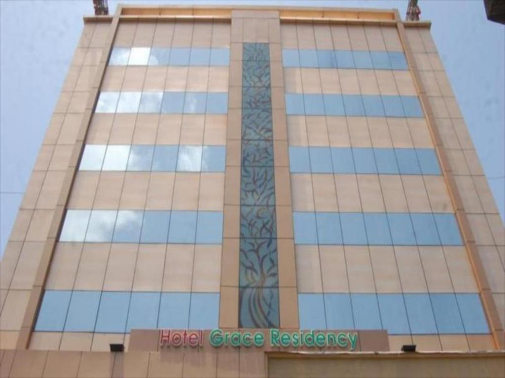 Oyo 10007 Hotel Grace Residency In Mumbai