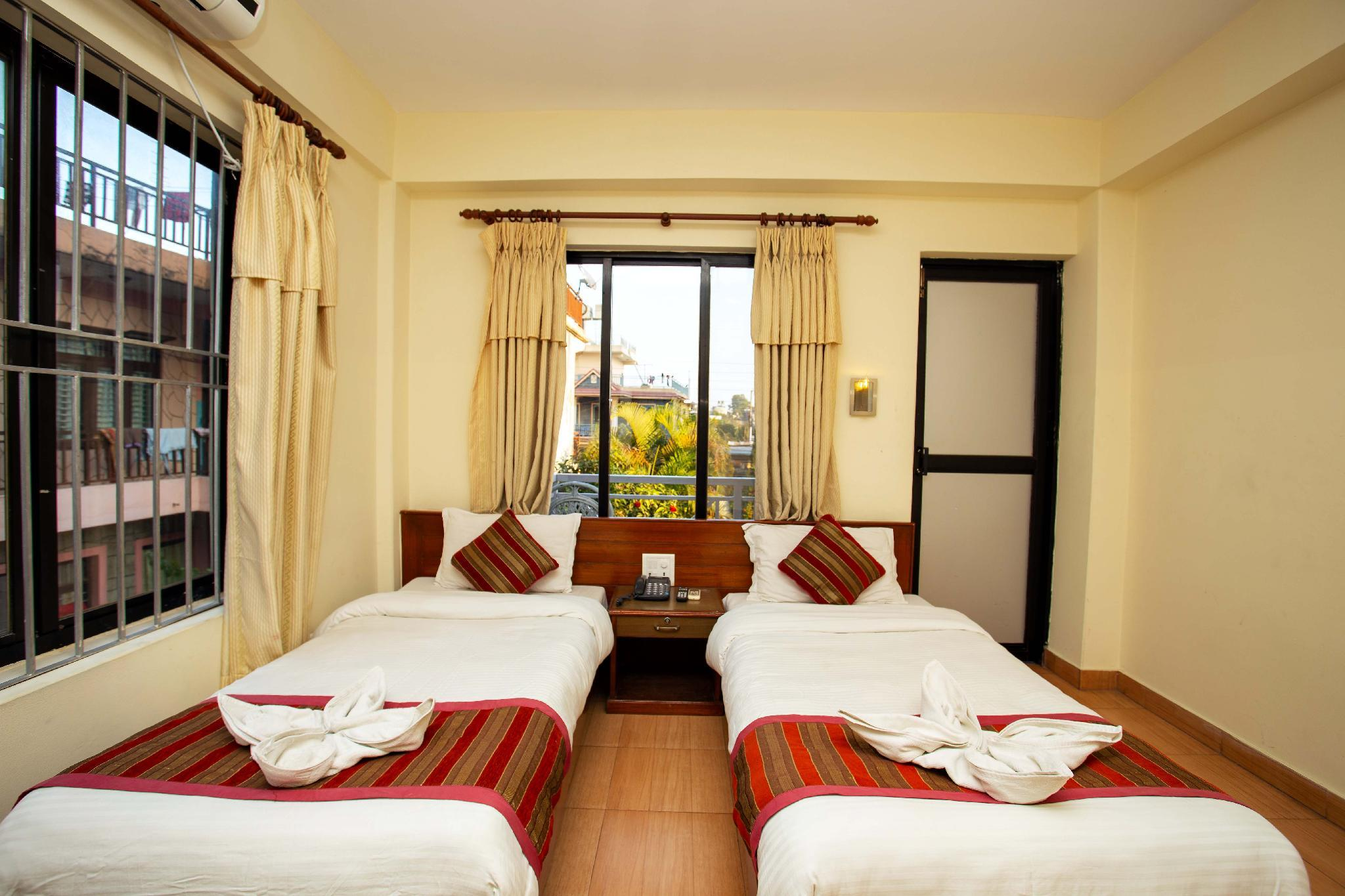 Deluxe Room With Private Balcony