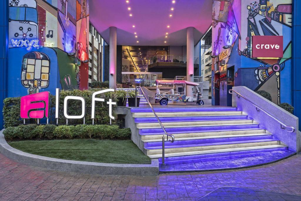 More about Aloft Bangkok Sukhumvit 11