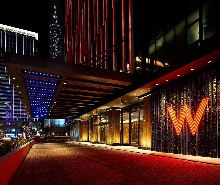 More about W Taipei Hotel