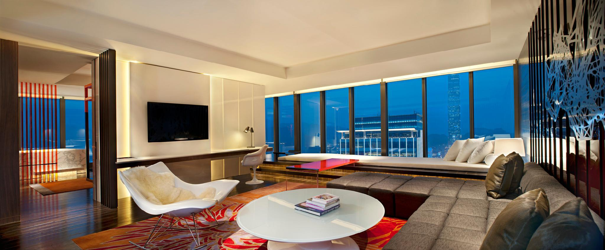 WOW Suite, 1 Bedroom Suite, 1 King, TAIPEI101 view