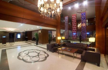 Lobby Best Western Plus The President Hotel
