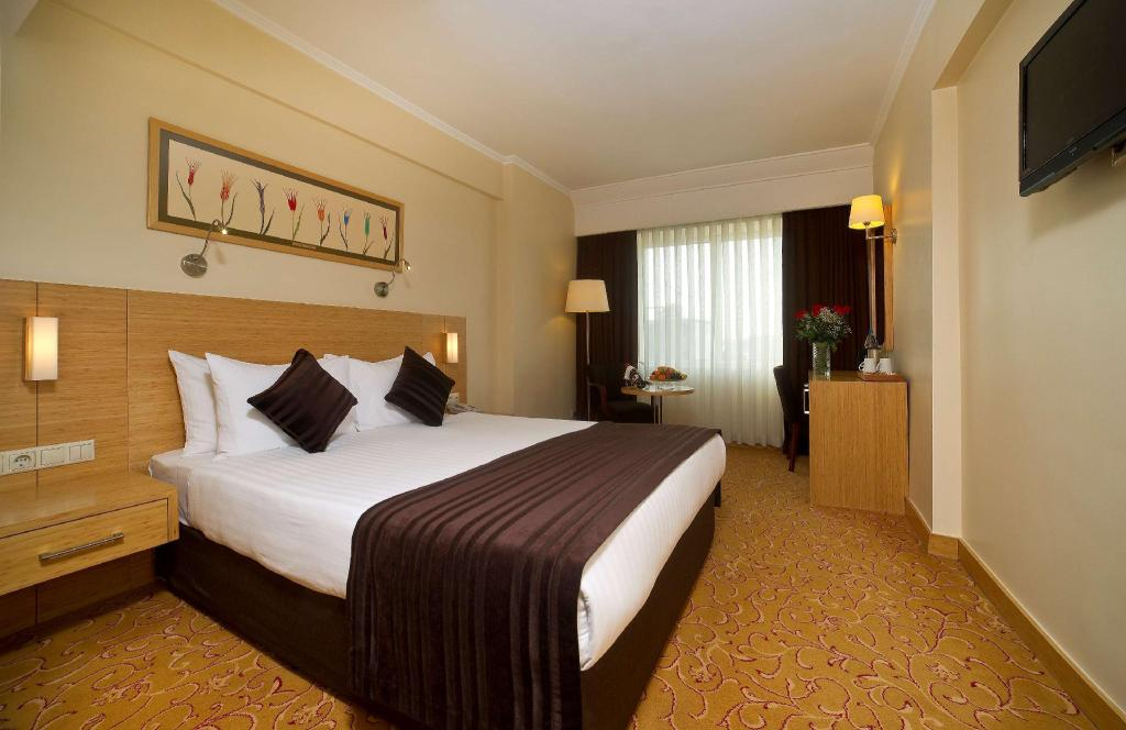 1 Double Bed - Bed Best Western Plus The President Hotel