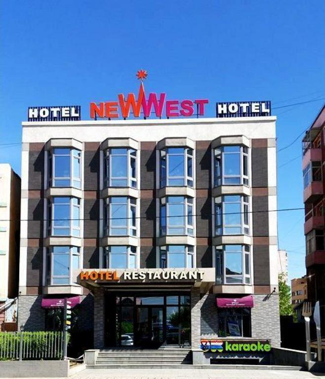 More about New West Hotel