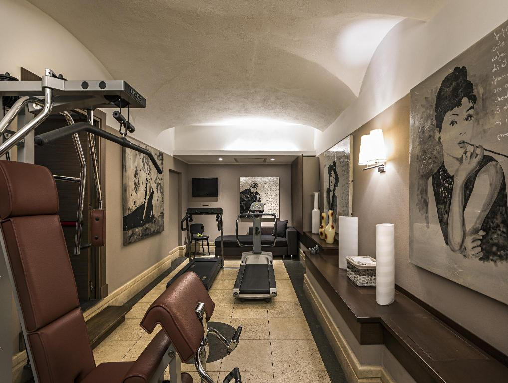Fitness center Hotel Independent
