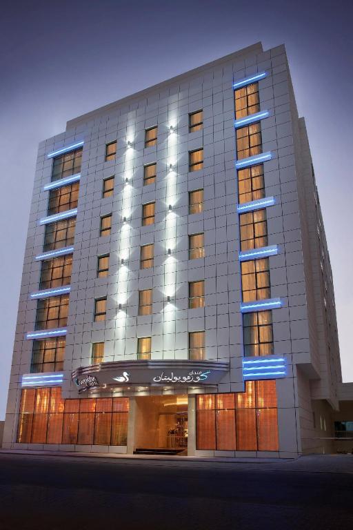 cosmopolitan hotel 4 оаэ дубай аль барша