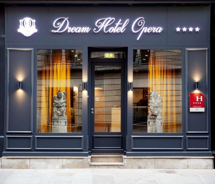 Dream Hotel Opera, Paris ab 77 € - agoda.com