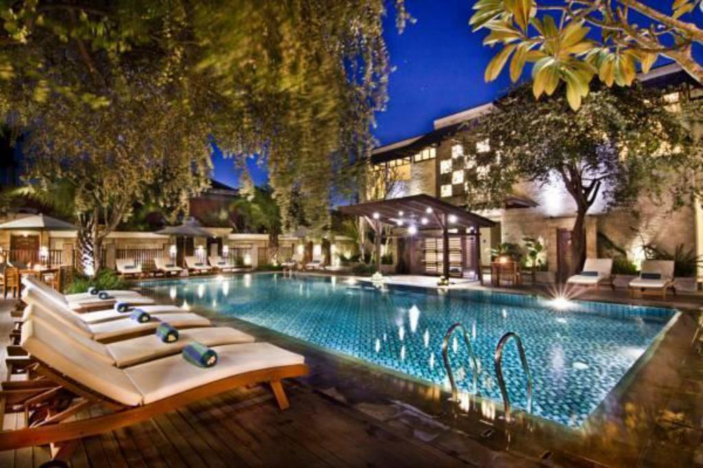 Swimming pool [outdoor] Best Western Kuta Villa
