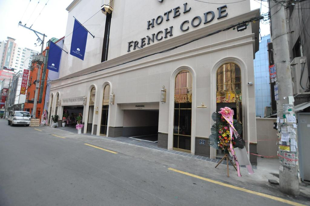 More about Hotel French Code