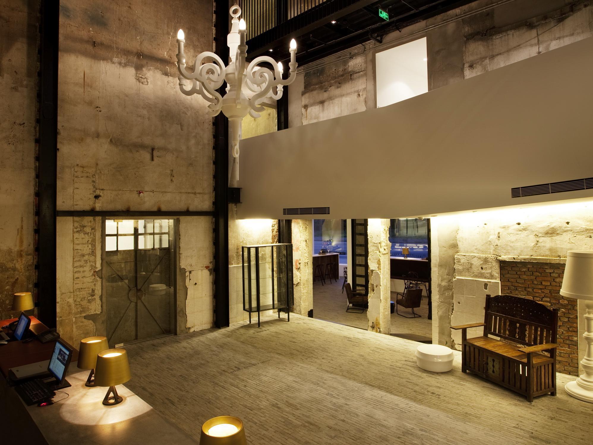 Designhotel Waterhouse Shanghai : The waterhouse at south bund « luxury hotels travelplusstyle