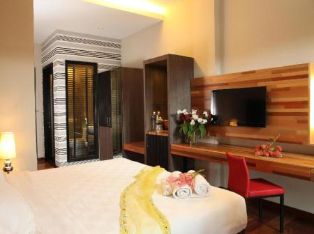 Standard Suite The Ranee Boutique Suites