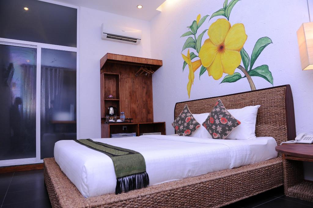 Deluxe Dobbelt - Seng Monsoon Boutique Hotel and Spa