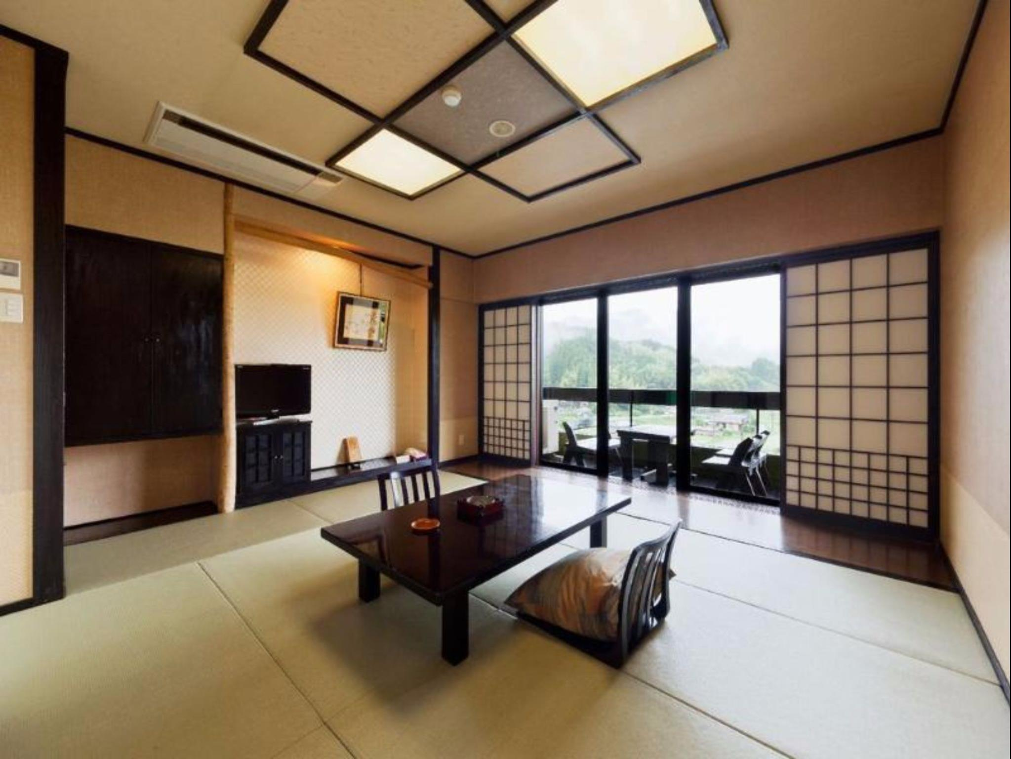 Mount Yufu View Japanese Style Room for 4 People