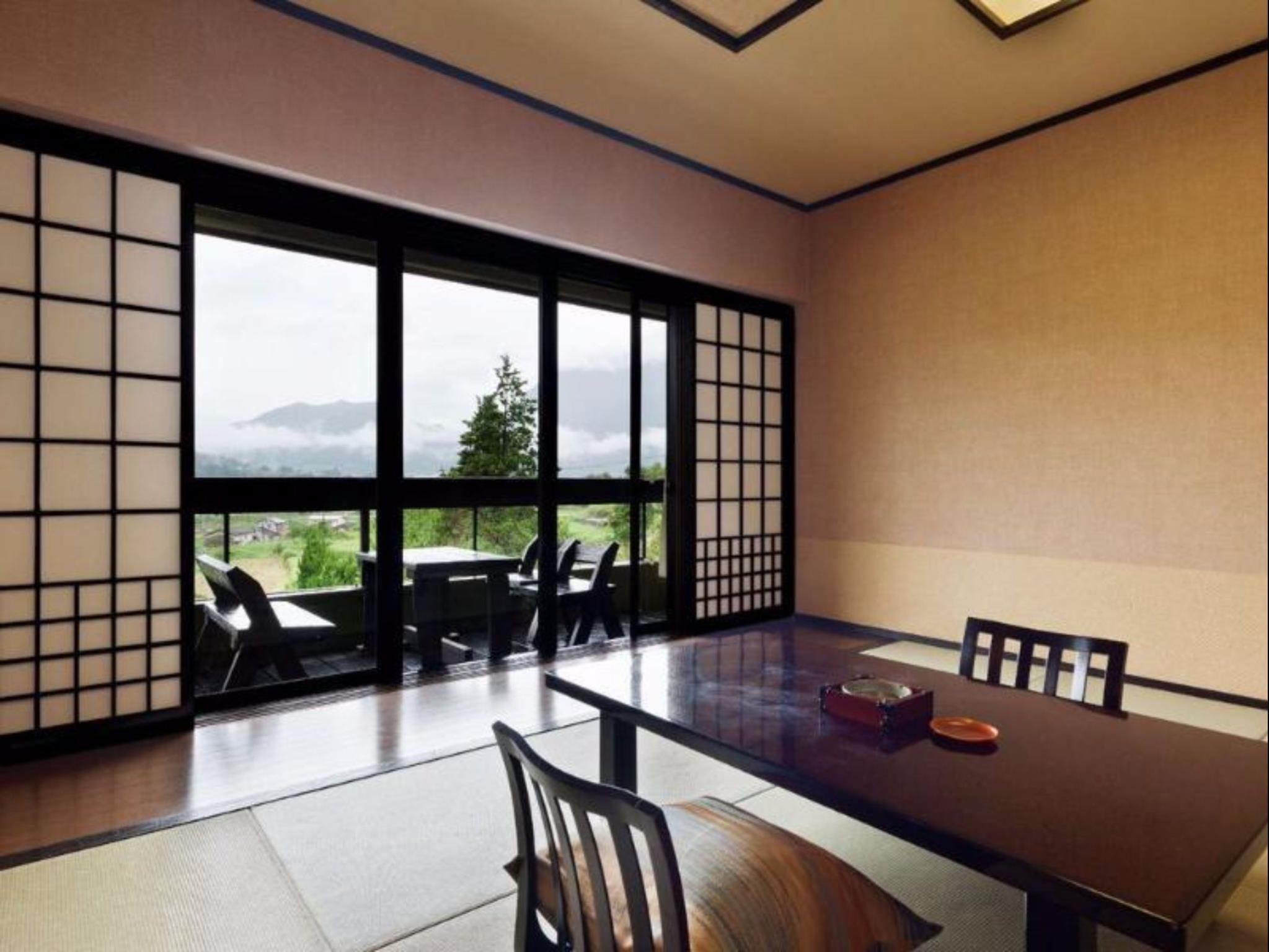 Mount Yufu View Japanese Style Room for 5 People