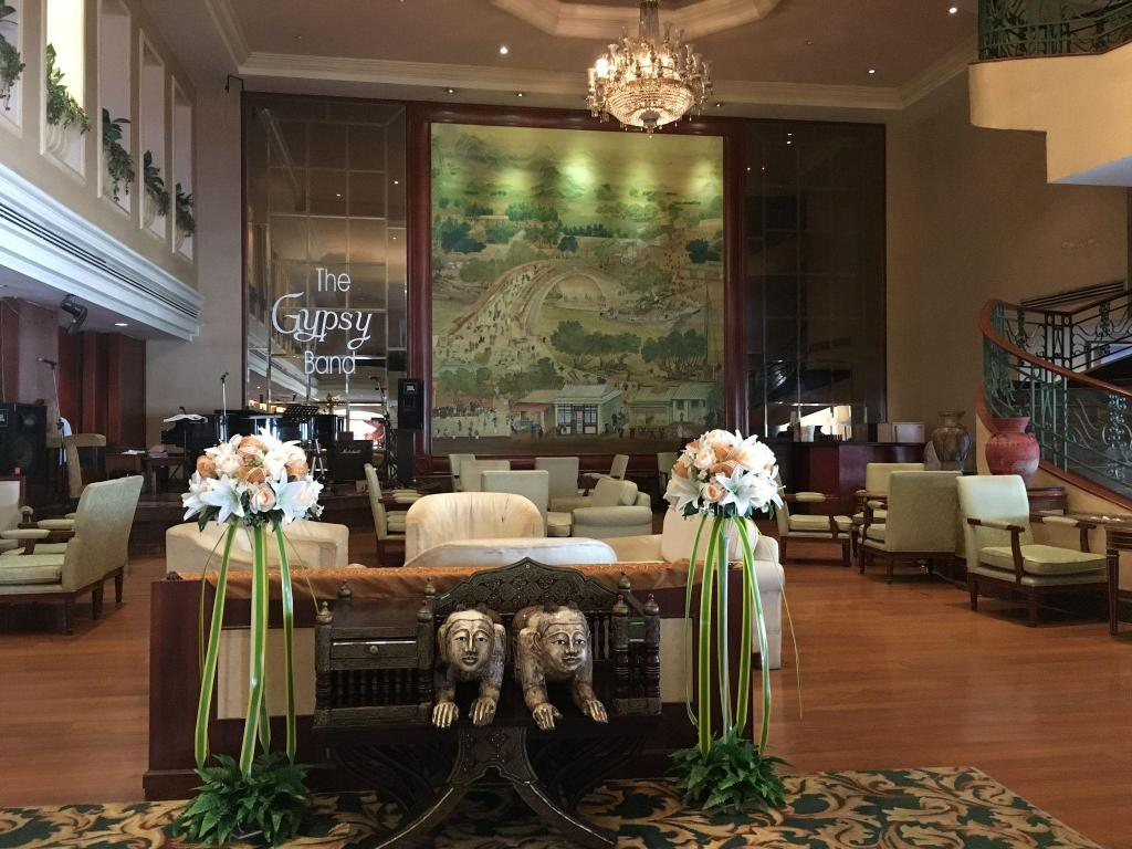 The Regency Hotel Hatyai in Hat Yai - Room Deals, Photos & Reviews