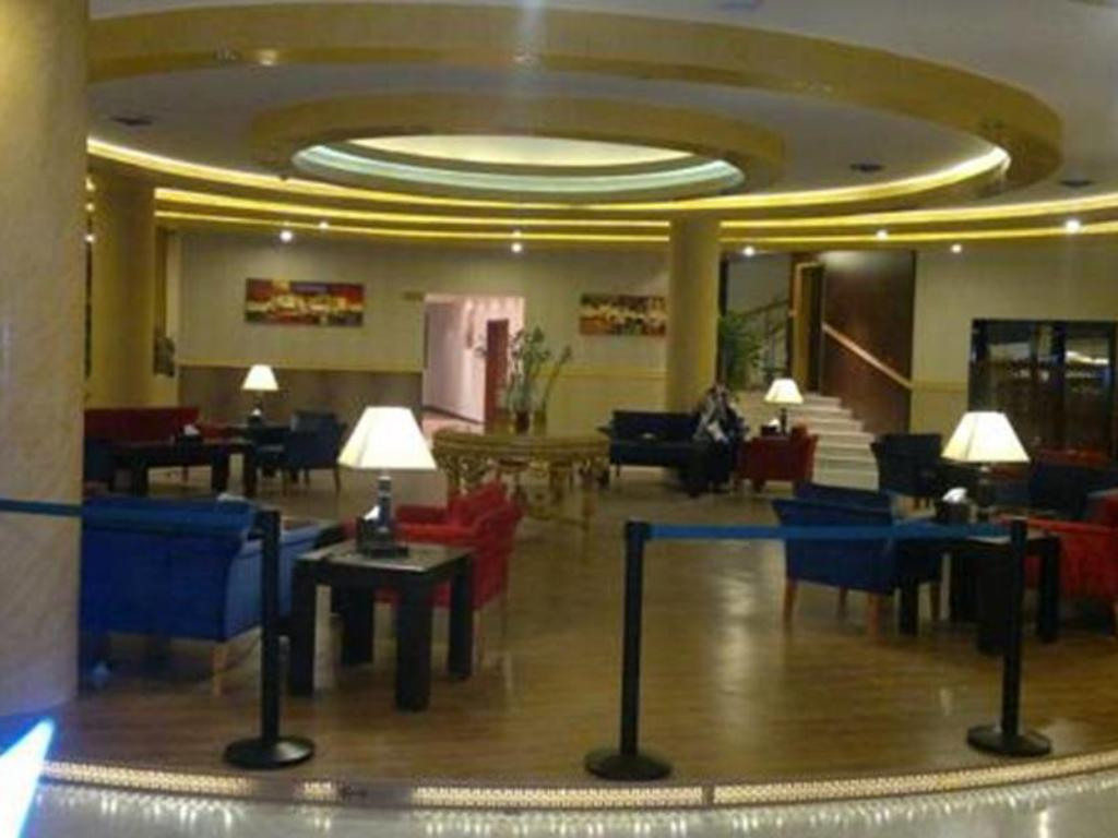Lobby Orchid Al Mansour Hotel