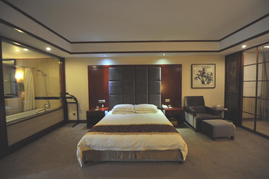 Single Xuancheng Jingtingshan Resort Hotel