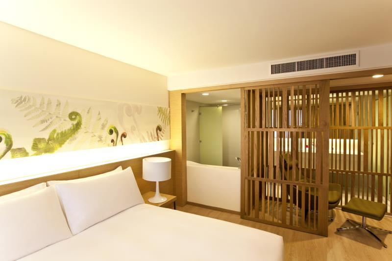 Chambre-Suite Glow (Glow Suite Room)