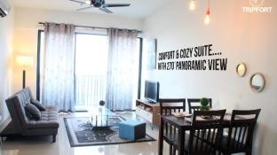 2BR Suite @ I-City with Panoramic View