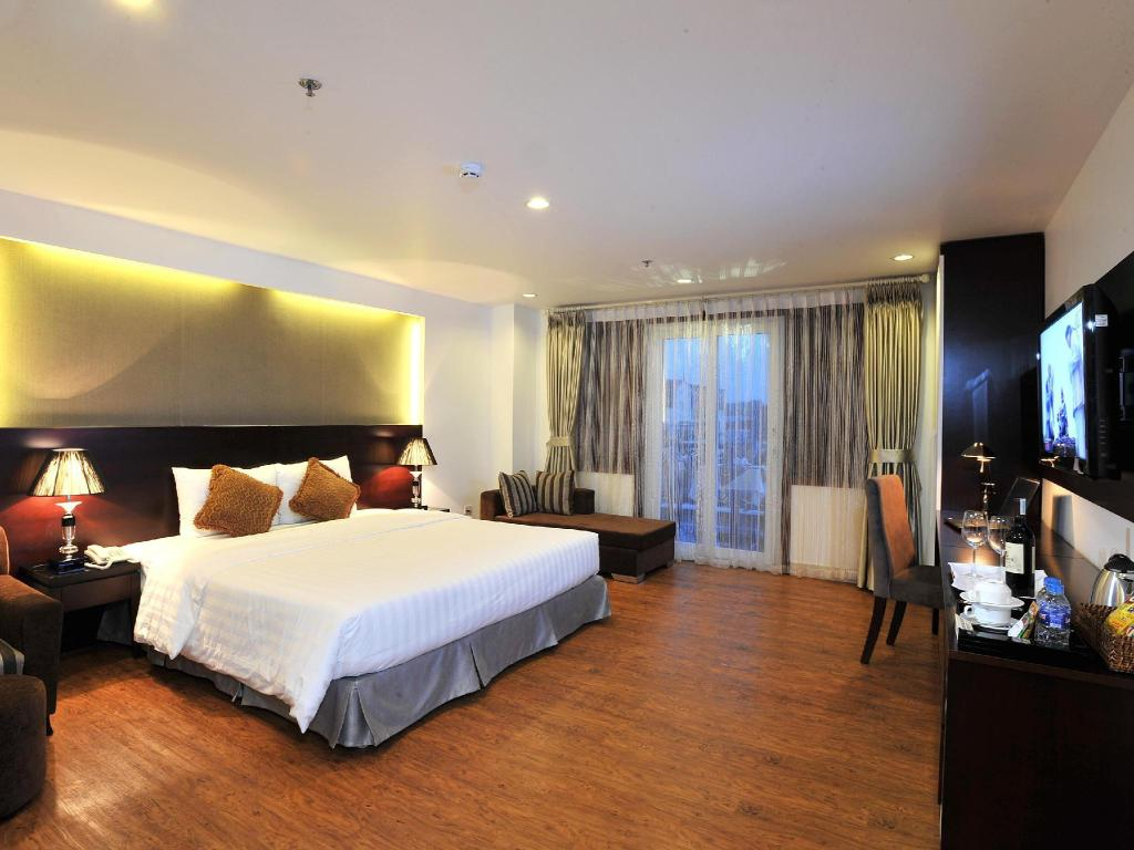 More about Hanoi Legacy Hotel - Hang Bac