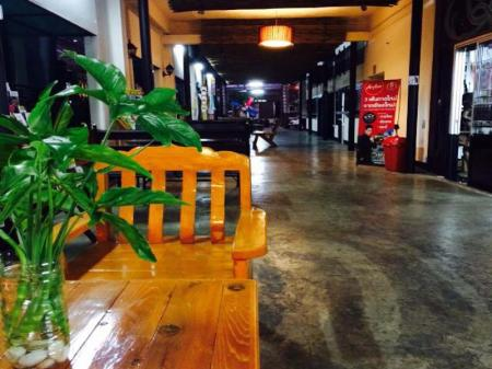 Interior view Baan Lanna Walking Street