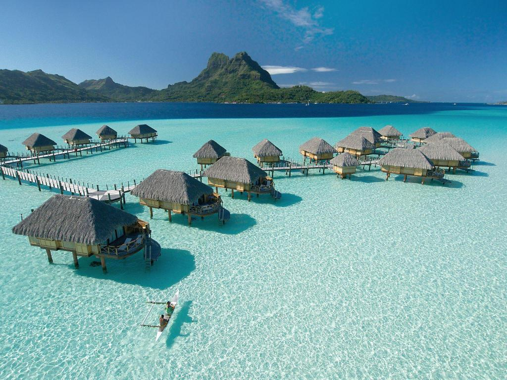 Bora Bora Pearl Beach Resort And Spa In Bora Bora Island