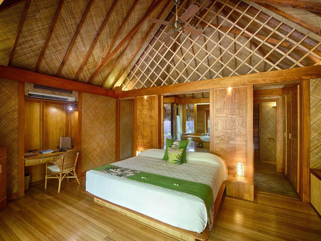 Bora Bora Pearl Beach Resort And Spa in Bora Bora Island