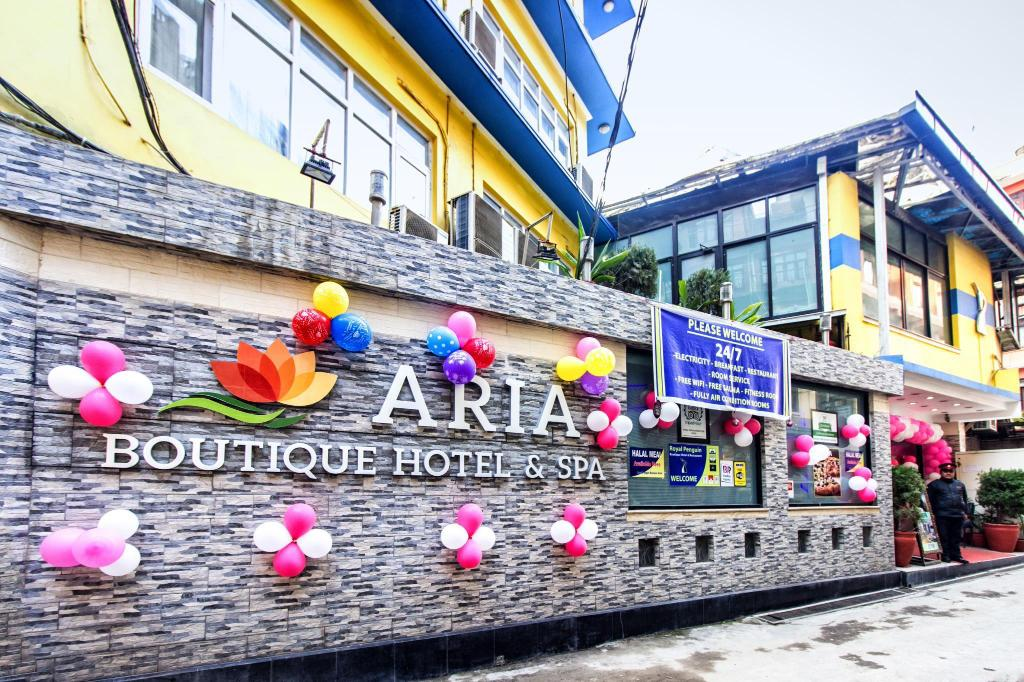 More about Aria Boutique Hotel & Spa