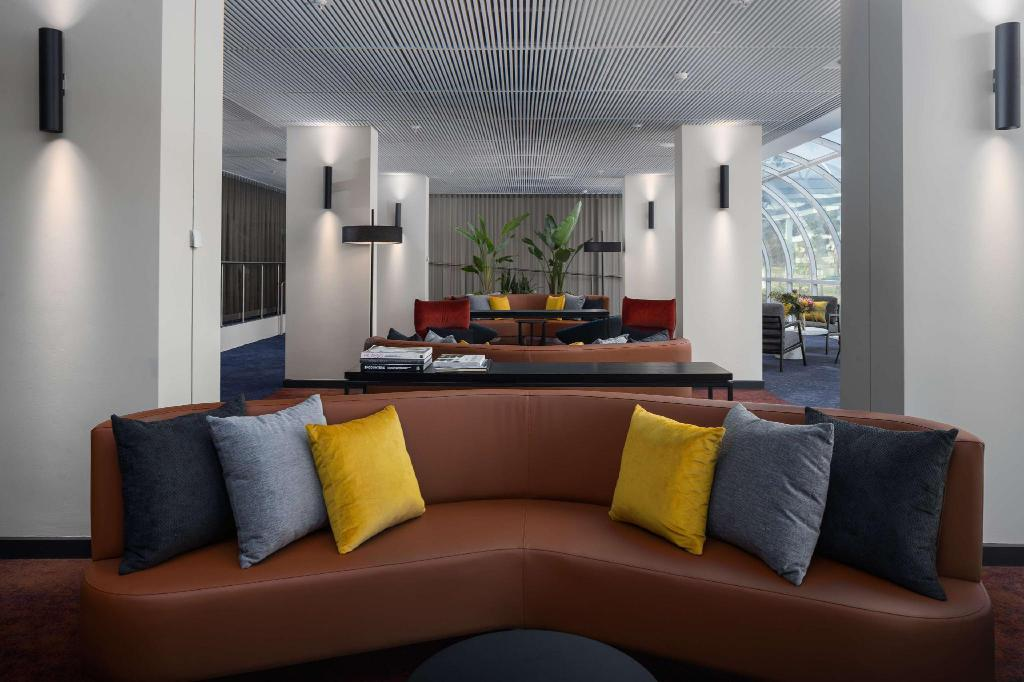 Lobby Rydges Canberra