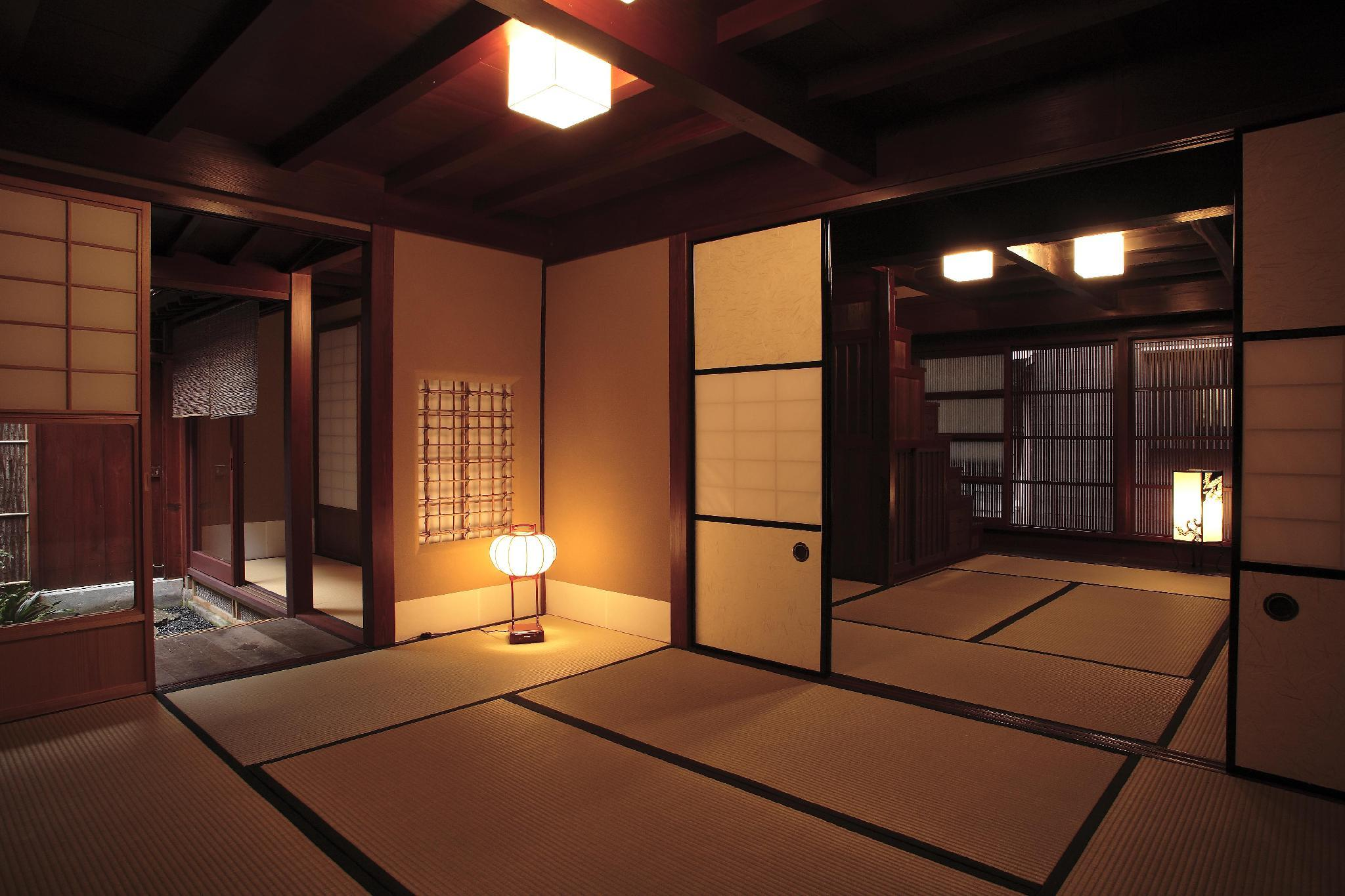 日式客房 - 可住4人 (Japanese Style Room for 4 People)