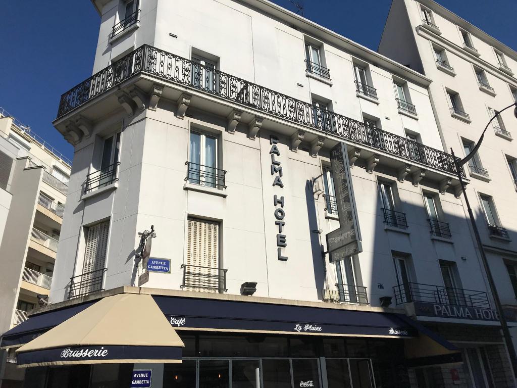 Hotel Palma in Paris - Room Deals, Photos & Reviews