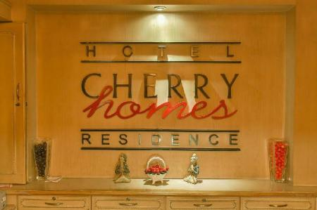 Lobby The Cherry Homes Hotel & Residence