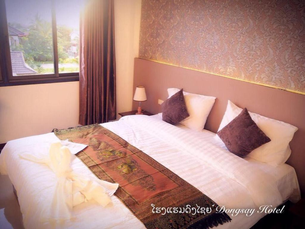 Standard Double Room - Bed Dongsay Hotel