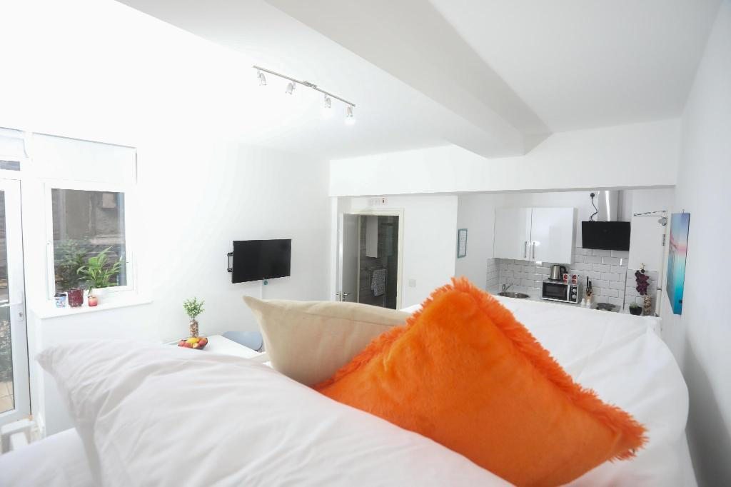 Vaade NEW Stunning Euston Garden Studio Sleeps 4