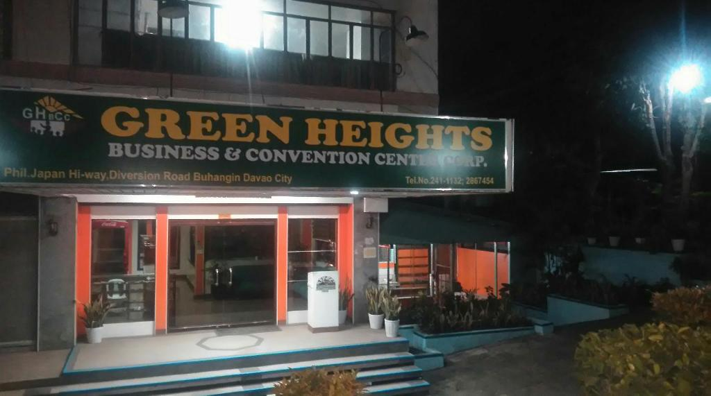 Green Heights Business & Convention Center