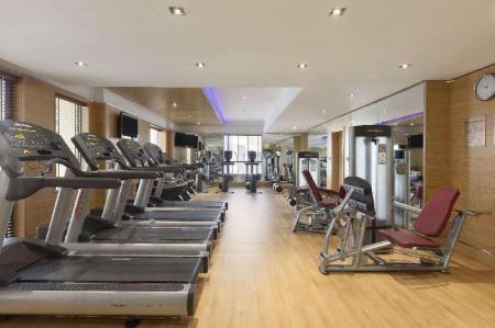 Fitness center Ramada Plaza by Wyndham Jumeirah Beach