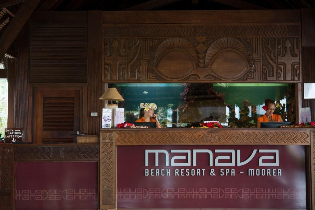 Manava Beach Resort And Spa Moorea In Moorea Island Room Deals
