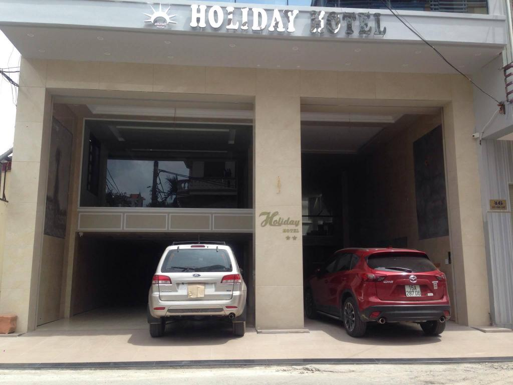 More about Holiday Hotel Haiphong