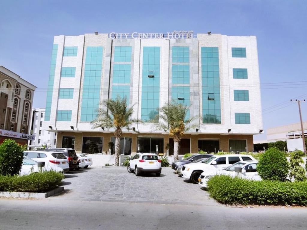 City Center Hotel Muscat
