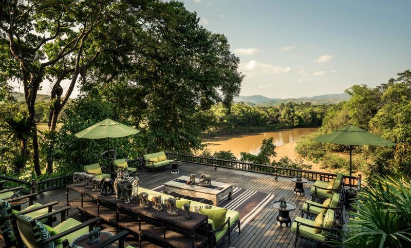 Four Seasons Tented Camp Golden Triangle | Chiang Saen 2020